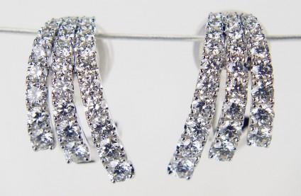 Diamond Earrings -