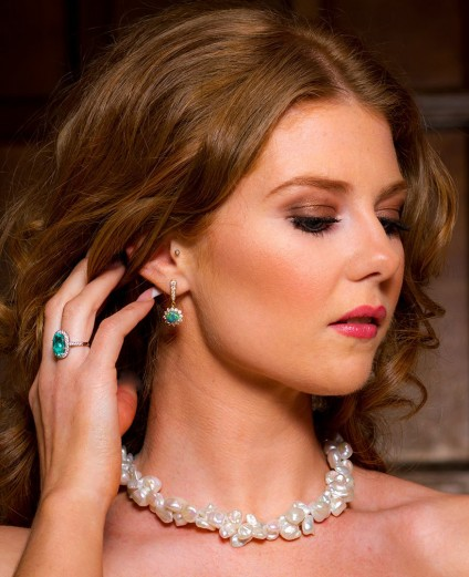 Just Gems pearls are perfect for weddings! -